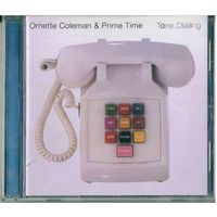 CD Ornette Coleman & Prime Time - Tone Dialing (1995)