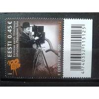 Эстония 2012 100 лет кино**