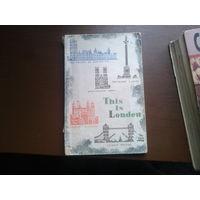 Книга на английском языке   This Is London