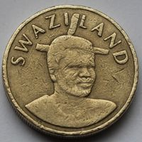 Свазиленд, 1 лилангени 1995 г