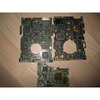 Платы от HDD SCSI и CD-Rom SCSI
