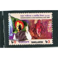 Бангладеш. Национальный день. Президент, флаг