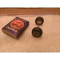 Запчасти колёса от игрушек СССР