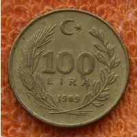 Турция 100 Лир 1989 года. Инвестируй в коллекционирование!