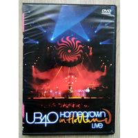 DVD. UB40. Homegrown in Holland. Live