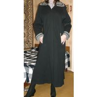 Демисезонное женское пальто, р.48-50, рост ~165-170 см. Цена снижена!