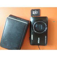 Фотоаппарат Nikon coolpix S3600