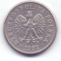 Польша, 10 грошей 1992 года.