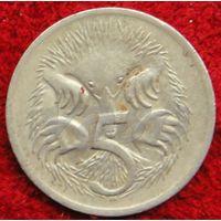 7327:  5 центов 1974 Австралия