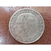 1 крона 1980 Швеция