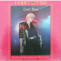 Celi Bee, I Can't Let Go, SINGLE 1987