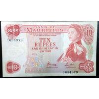 Маврикий, 10 рупий 1967 год, Р31