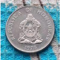 Гондурас 20 центаво 1978 года