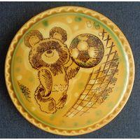 ЗИК КОНАКОВО . Олимпийский мишка