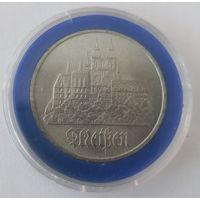 Германия ГДР. 5 марок 1972 года. г. Мейсен.. в  капсуле..