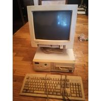 Ретро компьютер 90х