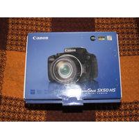 Цифровой фотоаппарат Canon Powershot SX50HS