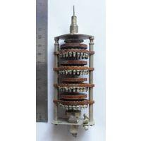 СП4-1 из осциллографа . Потенциометр переменный резистор СССР советский сп4