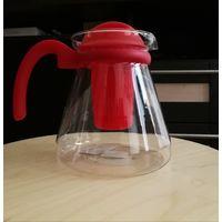 Чайник заварник кофейник 1.3 литра. Торг уместен!