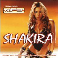 "Shakira ""MP3"" CD"