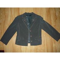 Форма школьная Костюм для девочки (пиджак+брюки) школьный