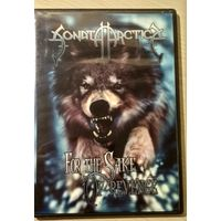 DVD Sonata Arctica - For The Sake of Revenge