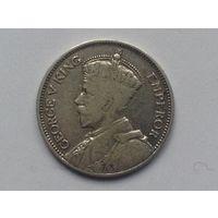 Южная Роддезия 1936г 1 шиллинг.