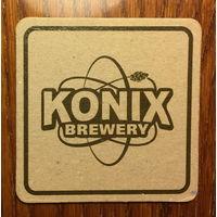 Подставка под пиво Konix Brewery /Россия/ No 4