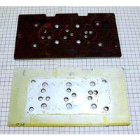 Радиатор для 3-х транзисторов типа П213 - П217