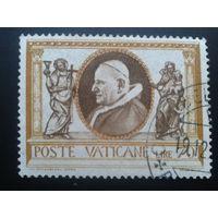 Ватикан 1960 папа Иоанн 23