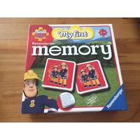 Настольная игра. My furst memory, на 2,5 +,  ravensburder.