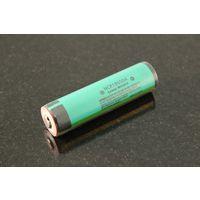 Аккумуляторная батарея 18650 Panasonic для светодиодных фонарей 3.7V 3100mAh