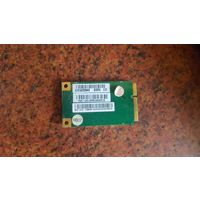 Wi-Fi модуль Atheros Ar5Bxb63 mini PCI-E 802.11 b/g для ноутбука