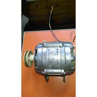 Электродвигатель АВЕ - 071-4 N (220 V, 180 W, асинхронный, 1350 об/мин., 1,6 ампера), рабочий