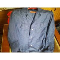 Куртка мужская ссср р50 хб
