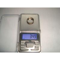 Кольцо 84 проба         (2255)