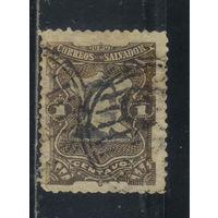 Cальвадор 1910 Генерал Ф.Фигероа Cтандарт #310