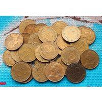 Франция 20 сантим. Инвестируй выгодно в монеты планеты!