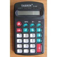 Калькулятор TAKSUN TS-402 (неисправен)