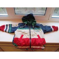 Куртка для ребёнка до 3 лет