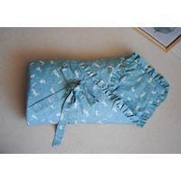 Конверт на выписку одеяло новое 99х99 см