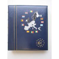 Альбом для ЕВРО монет -1. LEUCHTTURM