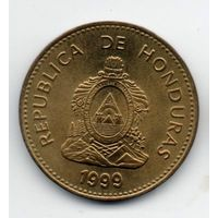 РЕСПУБЛИКА ГОНДУРАС 5 ЦЕНТАВО 1999