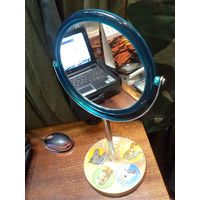 Зеркало-перекрутка 2-х стороннее настольное