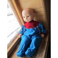 Кукла большая малышок 61 см высота