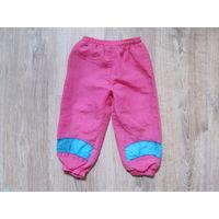 Спортивные штаны, до 3 лет