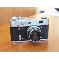 Фотоаппарат ФЭД-3 для коллекции