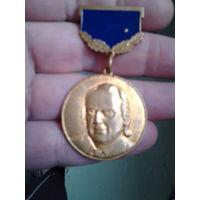 Знчок. Медаль.Тяжёлая.