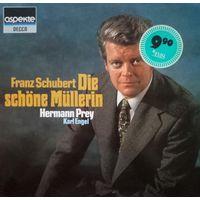 F. SCHUBERT/Die Schone Mullerin/1971, Germany, LP, EX