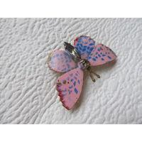 Бабочка-брошь времён СССР-No14